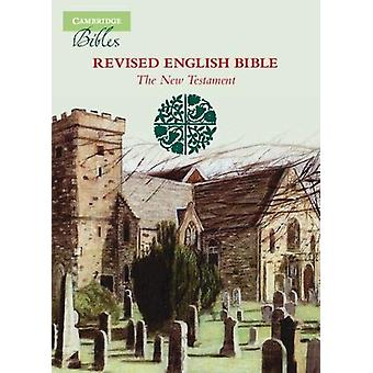 REB New Testament - Green Imitation Leather - RE212N - 9781108796927