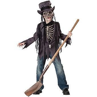 Grave Zombie Child Costume