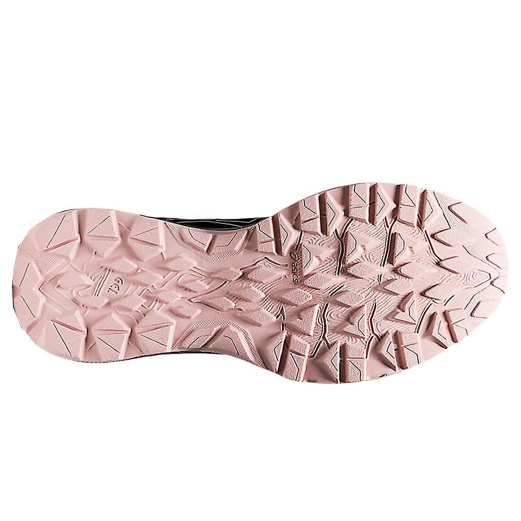 Asics Gel-Sonoma 5 Womens Ladies Trail Running Trainer Shoe Black/Pink - Gratis verzending XkLeGx