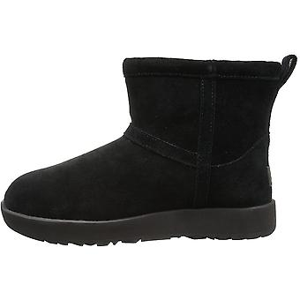 Ugg Australia Women's Shoes Classic mini Round Toe Mid-Calf Cold Weather Boots