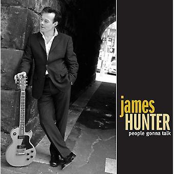 James Hunter - People Gonna Talk [CD] USA import