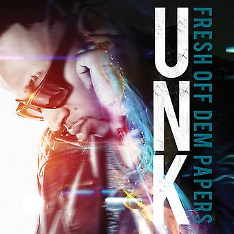 Unk - Fresh Off Dem Papers [CD] USA import
