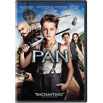 Pan [DVD] USA import