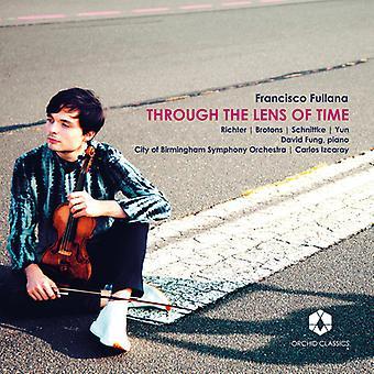 Brotons / Fullana / Fung - Through the Lens of Time [CD] USA import