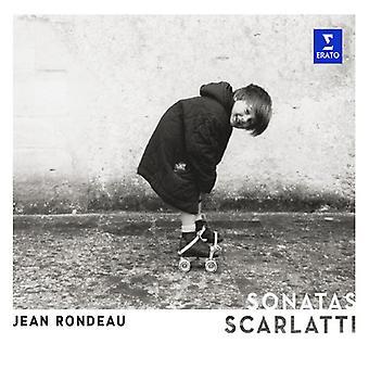 Rondeau*Jean - Scarlatti: Sonatas [CD] USA import
