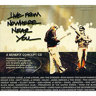 Live From Nowhere Near You - Vol. 2-Live From Nowhere Near You [CD] USA import