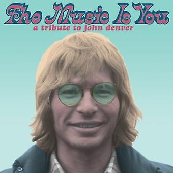 Music Is You: A Tribute to John Denver - Music Is You: A Tribute to John Denver [Vinyl] USA import