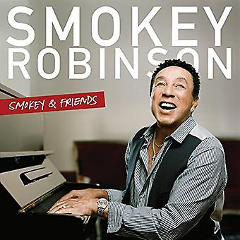 Smokey Robinson - Smokey & Friends [CD] USA import