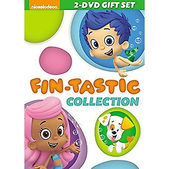 Bubble Guppies: Fin-Tastic Collection [DVD] USA import