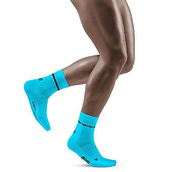 CEP Neon Compression Mid Cut Socks - AW20