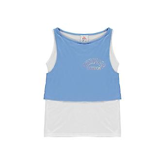 Lonsdale Layer Vest Junior Girls