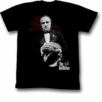 Godfather Kontemplation Sort T-shirt