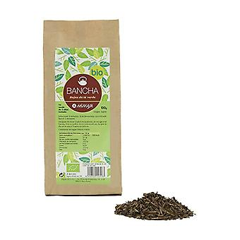 Thé 3 ans Bancha Green Tea Leaves Eco 100 g