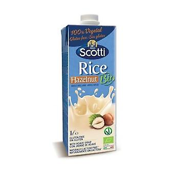 Eco Rice and Hazelnut Drink 1 L