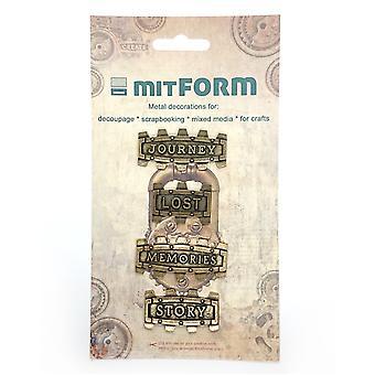 Mitform Frame 7 Metal Embellishments