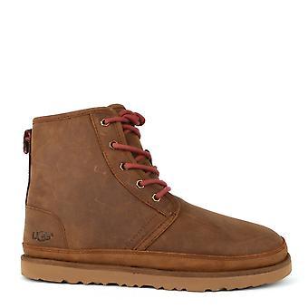 UGG Men's Harkley Grizzly 'brown' Waterproof Boot