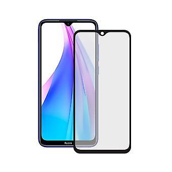 herdet glass skjermbeskytter xiaomi redmi note 8t KSIX full lim 2.5D