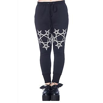 Interdit Apparel Occult Harem Joggers