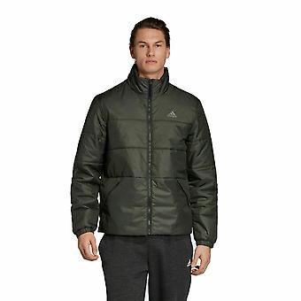 Adidas Men's BSC 3-Stripes Insulated Jacket  DZ1398