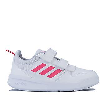 Girl's adidas Children Tensaurus Trainers in White