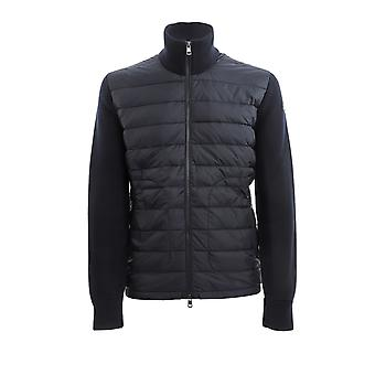 Moncler 9b50700a9341777 Men's Blue Nylon Down Jacket