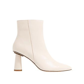 Na-Kd Women's Cone Shape Ankle Boots
