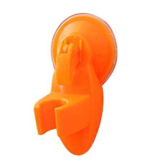 Support de pomme de douche attachable fort, support mobile puissante douche d'aspiration