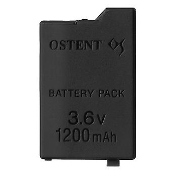 High Capacity-quality Real 1200mah 3.6v Lithium-ion Rechargeable Battery Pack Replacement For Sony Psp 2000/3000 Psp-s110
