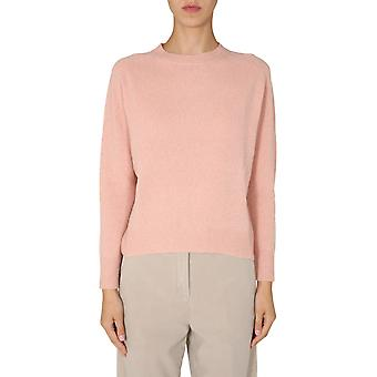 Aspesi 4027562385281 Mulheres'suéter de lã rosa