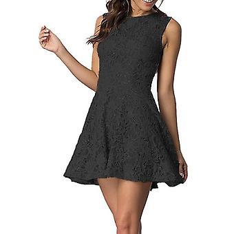 Speechless | Sequin Lace Cap Sleeve Dress