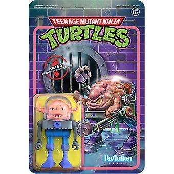 Teenage Mutant Ninja Turtles Wave 2 - Krang USA importieren