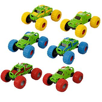 Fun Kids DIY Free-Wheel Monster Truck X 1 Pack