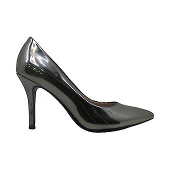 Nine West Womens FLAX Leather Pointed Toe Classic Pumps