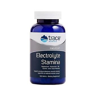 Trace Mineralen Elektrolyt Stamina Tabletten, 300 Tabbladen
