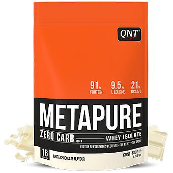 QNT Nutrition Metapure Zero Carb Whey Isolate 480 gr