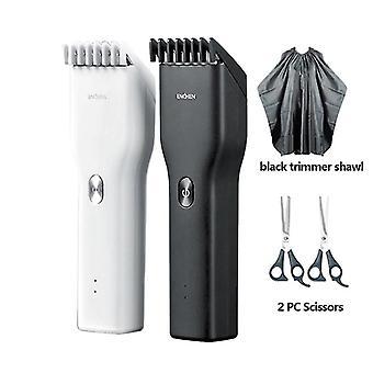 Cortador de cabelo elétrico USB Duas velocidades cortador de cerâmica cabelo carregamento rápido aparador de cabelo