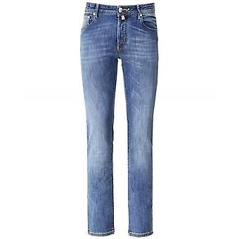 Jacob Cohen Stretch Slim Fit Comfort Jeans