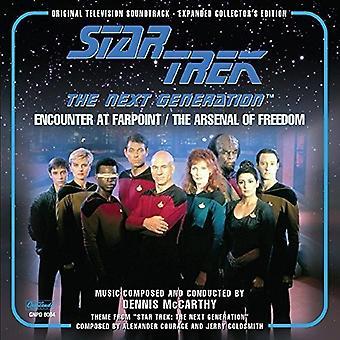 Jerry Goldsmith - Star Trek: The Next Generation [CD] USA import