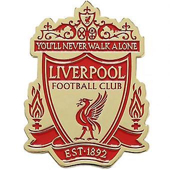 Liverpool Crest Kylskåp Magnet