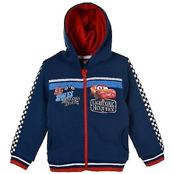 Disney cars boys (2-8) sweatjacket hoodie zipper car1049swj