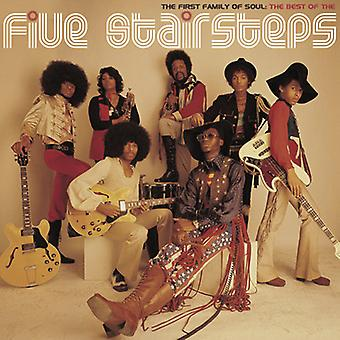 Five Stairsteps - First Family of Soul-Best of T [CD] USA import