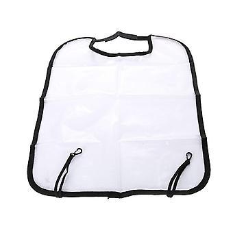 Accessoires de voiture de protection arrière de couverture de siège d'auto de bébé de coup de pied de voiture