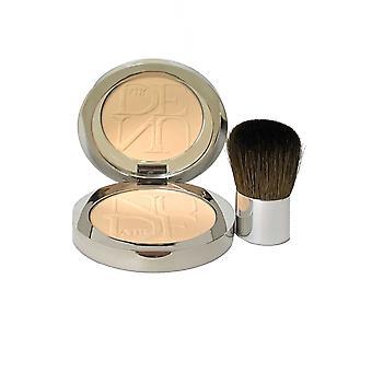 Christian Dior Diorskin Nude Air Powder Healthy Glow 10g Ivory #010 with Kabuki Brush