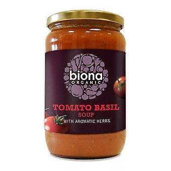 Biona Organicanic Tomato Basil Soup 680g x6