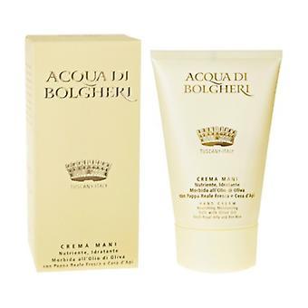 Organic Gold Hand Cream 100 ml of cream