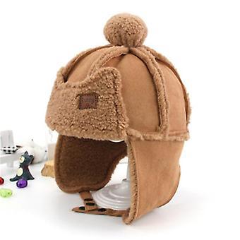 Children Winter Warm Hat Pilot Caps For S /