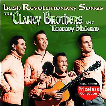 Clancy Brothers/Makem - Irish Revolutionary Songs [CD] USA import