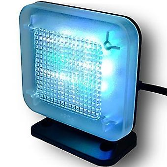 Home Security Device: Tv Simulator Light |  Burglar And Intruder Deterrent | Energy Efficient Visual Lighting Effect