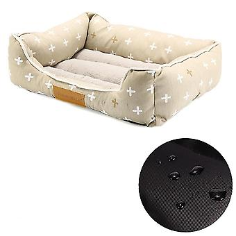 Round Bed For Pet Dogs, Cat House Sofa And Puppies