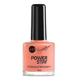 ASP Power Stay Professional Nail Lacquer - St Tropez